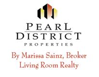 Portland Pearl District MUD Logo